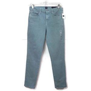 Gap Denim Jeans True Skinny Ankle Light Blue 29R